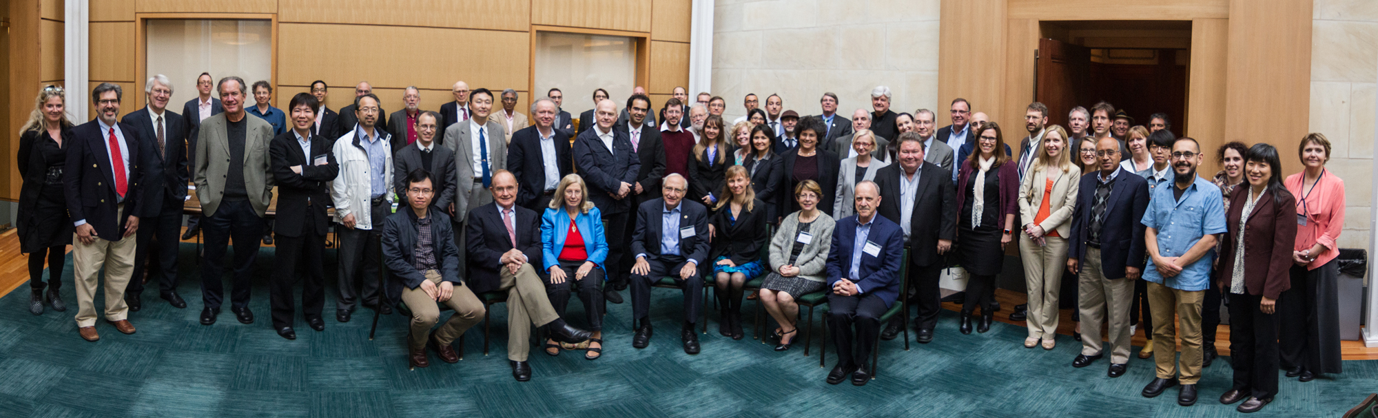 Group Photo from the 2015 Conference.